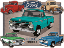 Ford F-Series Die-Cut Sign