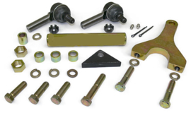Power steering conversion bracket kit 1947-59