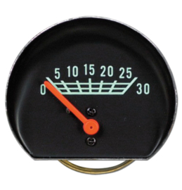 Vacuum meter.  1967-72