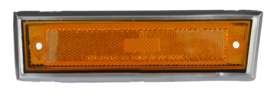 Front Side marker,  De luxe with trim  1981-87