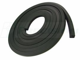 Deur rubber voor op de deur te plakken.   1947-59