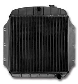 Radiator  1960-62  Koper