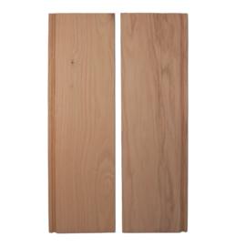 """Bed Wood  --Oak--  Long stepside 89"""" .   1954-59"""