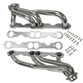 Headers, Stainless steel.   Chevy, Truck  5 Liter 305