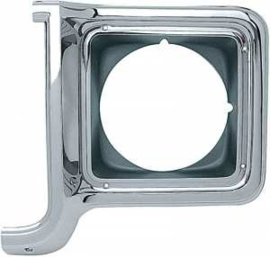Headlight Bezel  1973-78