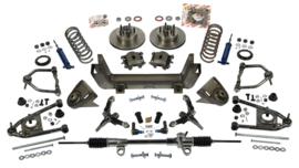 Mustang II Suspension kits -  1955-59