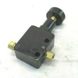 Adjustable Disc Brake Proportioning Valve