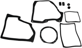 Heater Gasket set  without  A/C  1967-72