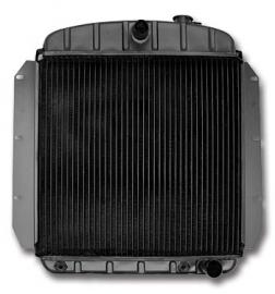 Radiator 1955-59 .  Koper  Stanaard
