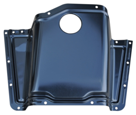 Chevrolet & GMC.  High hump transmission cover