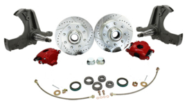 Chevy, GMC C20 Truck Power Disc Brake Conversion Kit,  8 Lug