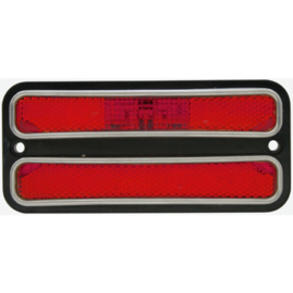 Chevy Truck LED Side Marker  -- RED --