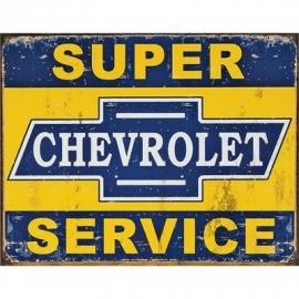 100-108.    Super Chevrolet Service