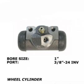 Wheel Cilinder Achterkant rechts  1948-54