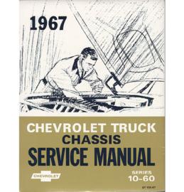 1967  Chevrolet Truck Shop Manual
