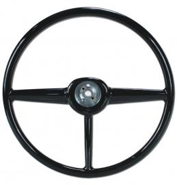 Stuur wiel  1947-53  Zwart