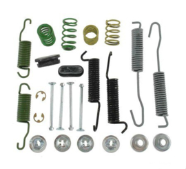 Brake Spring Kit. Drum  Rear
