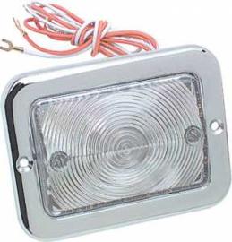 Parkeer lamp Compleet.  1954-55  12 Volt