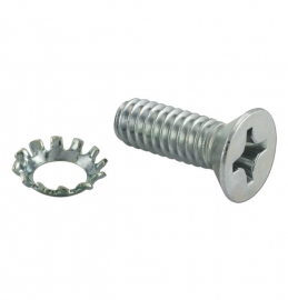 13-210-1.  Phillips Flat head screw  1947-59