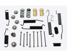 Brake spring kit, Drum brake