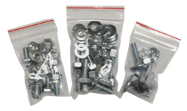 Stepside Running Board Bolt Kit    1955-66