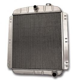 Radiator Aluminium  1947-54.   8 Cilinder