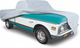 Truck cover-light duty  Shortbed   INDOOR USE