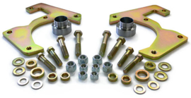 1947-59 Chevy Truck Disc Brake Conversion Bracket Kit, 5-lug