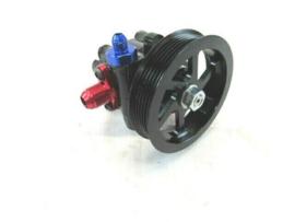 "Cast Iron Power Steering Pump w/ 4.2"" Aluminum"
