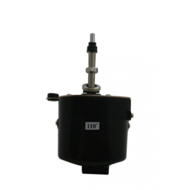 Black Built In On-Off Switch Motor