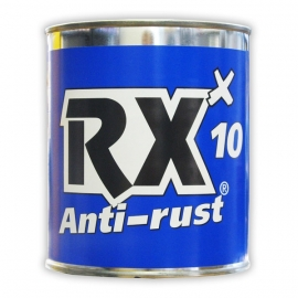 100-20.  Coating RX-10.   Zwart  1 Liter blik