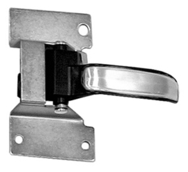Inner door handle, passenger's side   1978-80