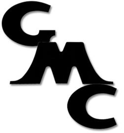 Achterklep letters, stikkers  Zwart   GMC  1947-53
