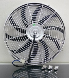 "REF-16C.       Electric Fan, 16"" Universal Super"