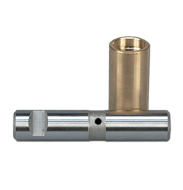 Sprins Eye Bolt & Bushing   Rear