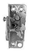Deur Sluiting voor in de deur.  Linker zijde  1955-59
