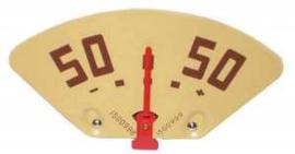 Ampere / Voltage Meter 1947-51  GMC
