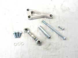 Aluminium Alternattor Bracket Kit, Polished