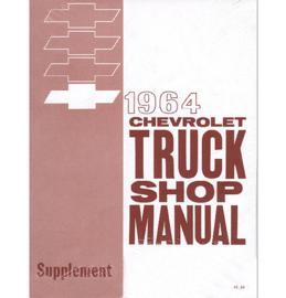 1964  Chevrolet Truck Shop Manual