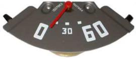 Olie druk meter.  1947-49
