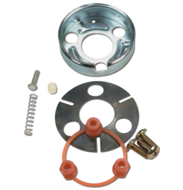 Horn Button Retainer Kit  1969-72