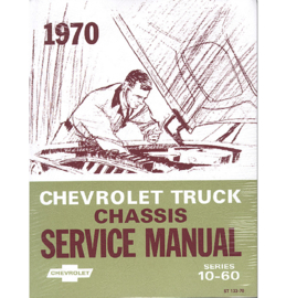 1970  Chevrolet Truck Shop Manual