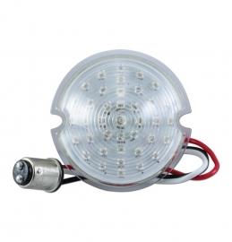 1951-53  Parklamp Lens-GMC-LED