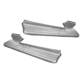 Ford Running boards Set,   1953-56