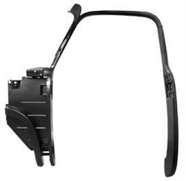 Cabine Deur frame paneel.  Links  1952-54  ***