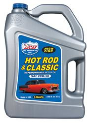 Lucas Oil Hot & Classic. 20W50   4.73 Liter