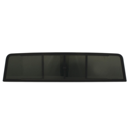 Sliding Back Window - Duo-Vent - Dark Tint    1968-72