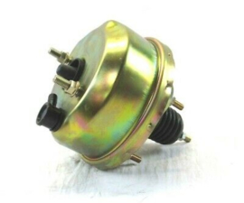 "7"" Single Diaphragm Power Brake Booster Zinc"