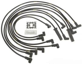 Spark Plug Wire Set  - V8- Engine   600° F spark plug boots