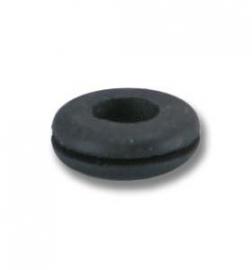 Start Draad doorvoer rubber. 1947-54